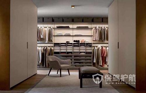 衣帽间需要装柜门吗?衣帽间柜门用移门还是开门?