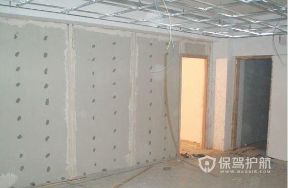 石膏板隔墙能用几年-保驾护航