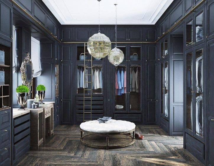 衣帽间用瓷砖还是地板好? 地板有哪些优缺点?