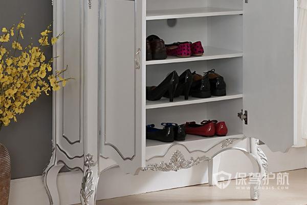 鞋柜抽屉尺寸多少?木质板材鞋柜组装方法