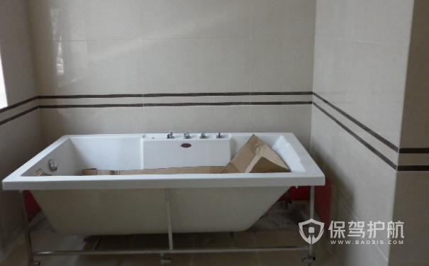 浴缸安装怎么做?浴缸安装要注意什么?