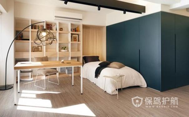 单身公寓设计怎么做好看?好看的单身公寓效果图