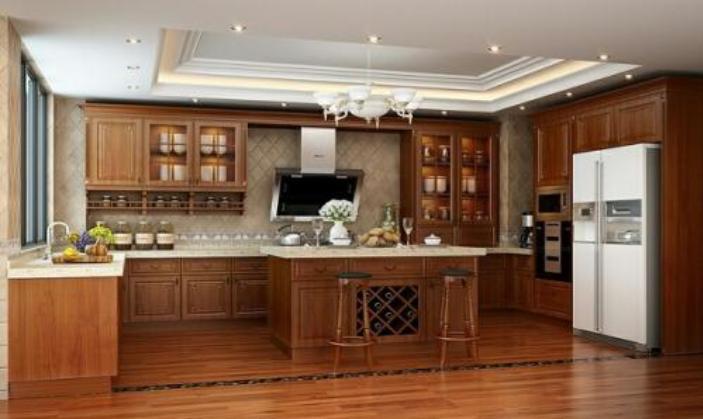 厨房的设计应考虑的问题
