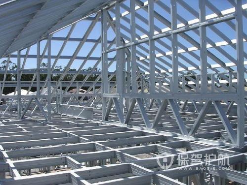 钢结构防腐涂料施工注意事项及优点 -阁楼装修