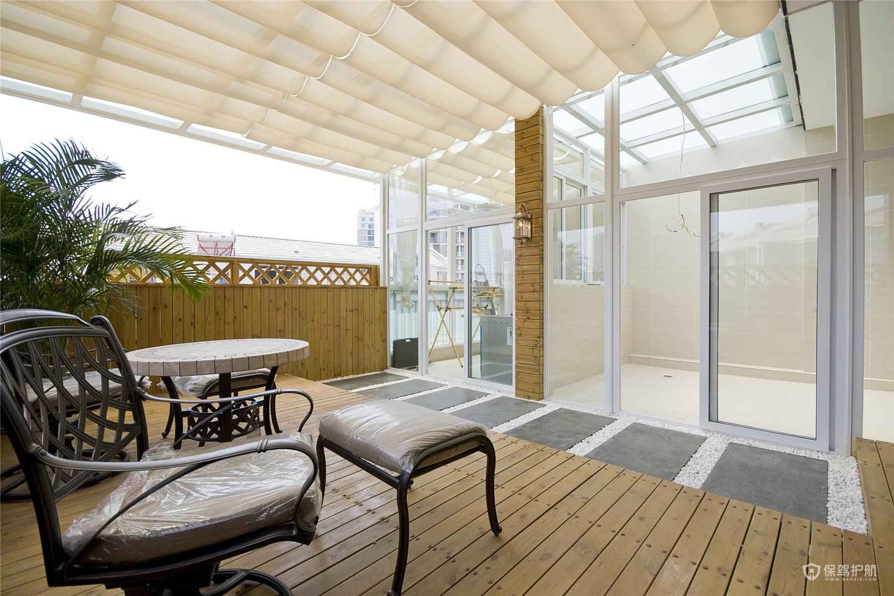 玻璃房顶怎么隔热?玻璃房顶隔热方法有哪些?