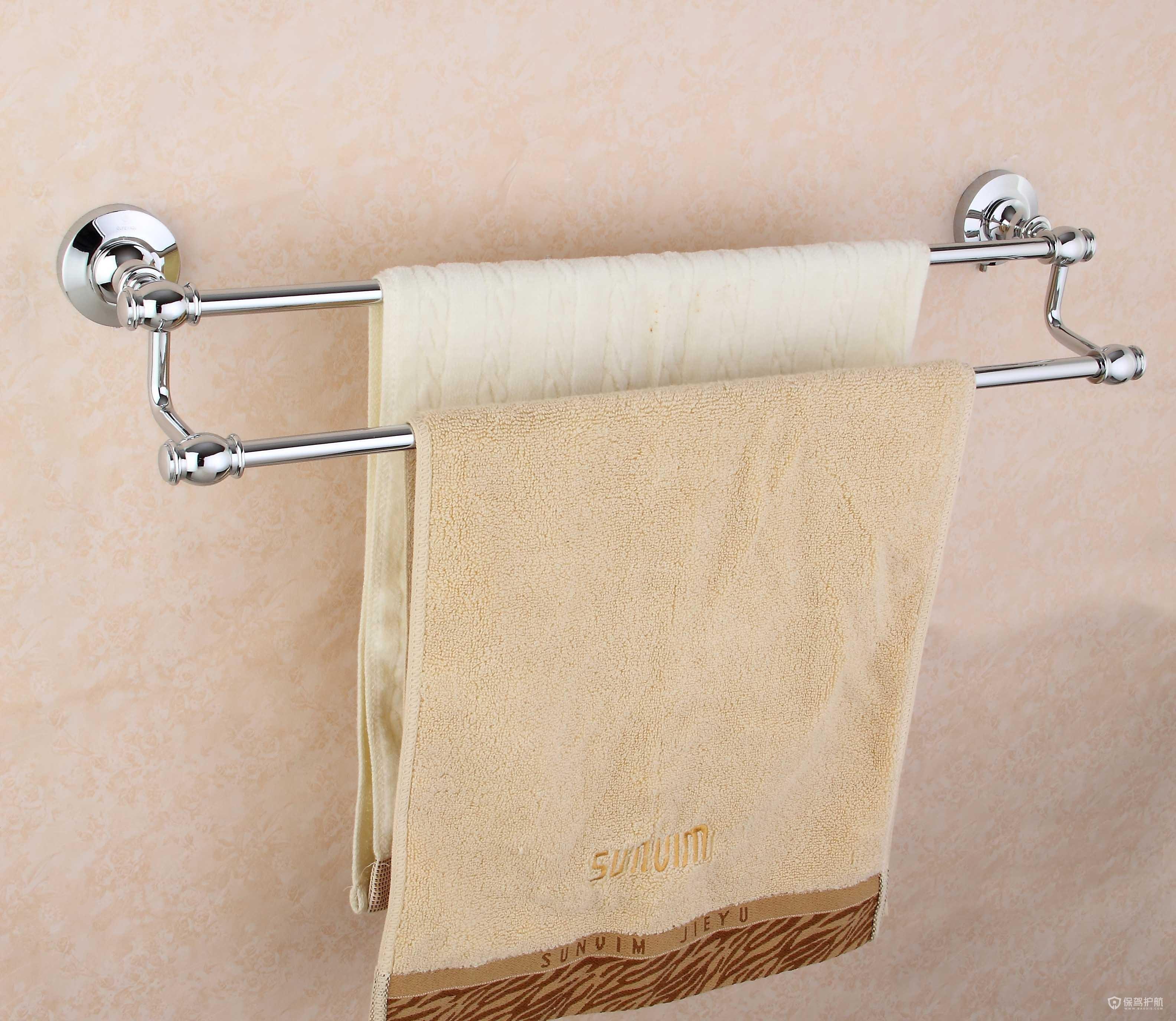 卫生间毛巾为什么变黄?毛巾变黄怎么办?