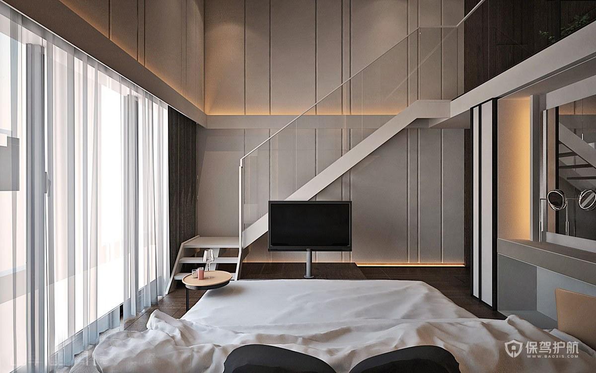 房屋楼梯设计图-保驾护航