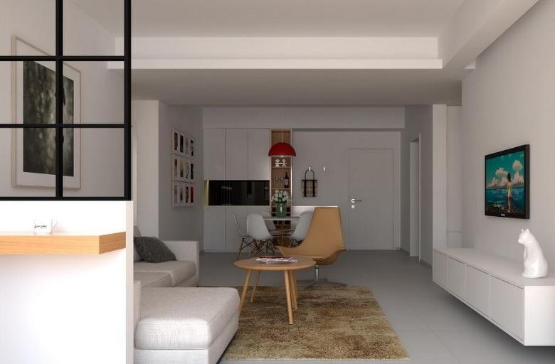小型公寓装修有哪些设计要点? 小型公寓装修效果图