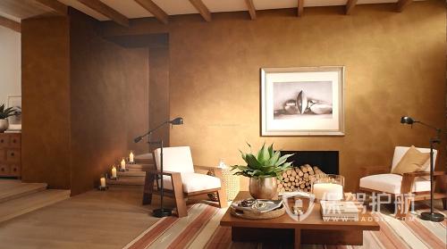 客厅墙面怎样装饰风水好?背景墙装饰材料有哪些?
