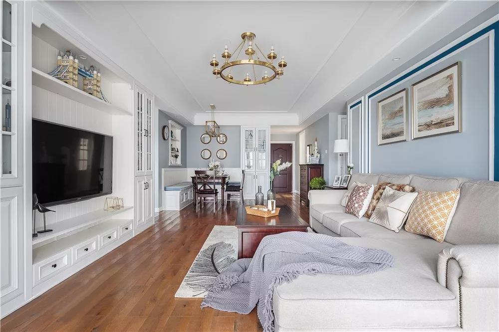 浪漫美式3室2厅