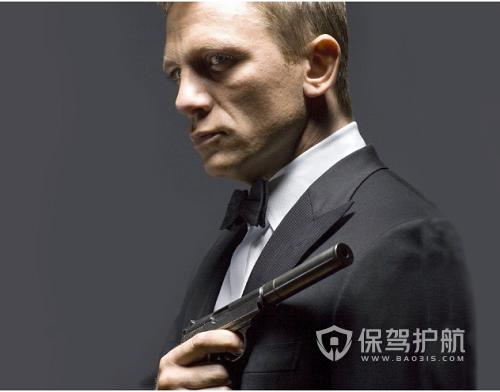 """""""邦德""""丹尼尔克雷格脚踝受伤 《007》拍摄被迫暂停"""