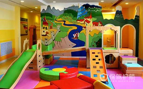 幼儿园装修效果图