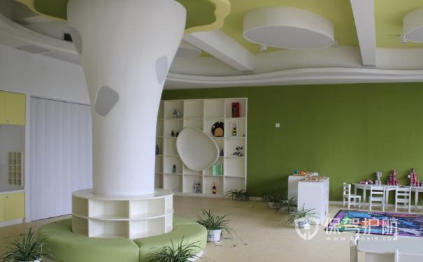 幼儿园装修实景图