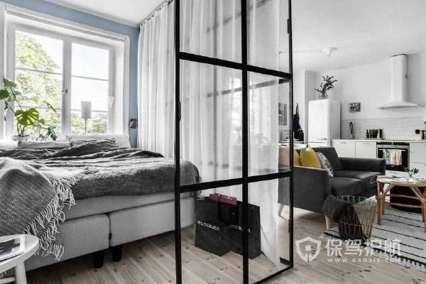室内玻璃墙安装攻略,2019室内玻璃墙效果图