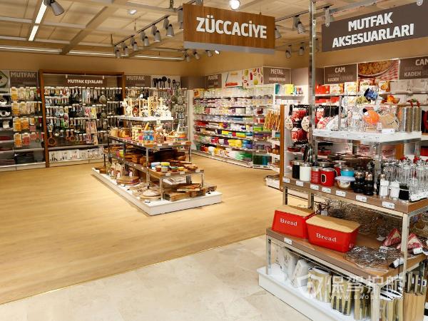超市装修材料有哪些 超市装修材料清单