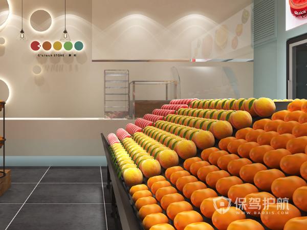 60平米水果店装修多少钱?60平米水果店装修价格明细