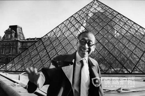 """华裔建筑大师贝聿铭16日逝世 被誉为""""现代主义建筑的最后大师"""""""