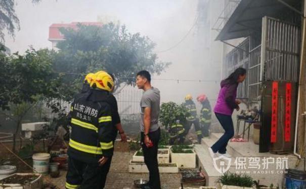 青岛市居民楼爆炸-保驾护航装修网