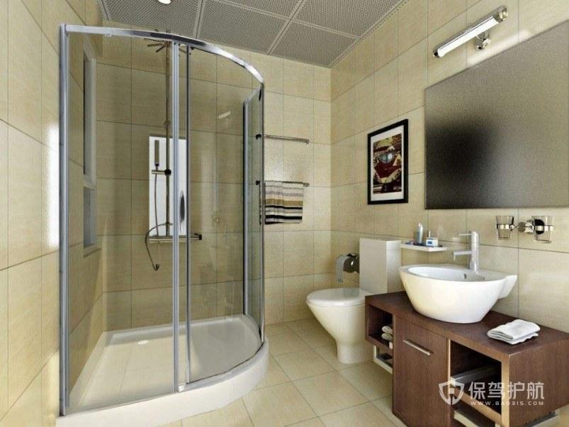 淋浴房安装-保驾护航