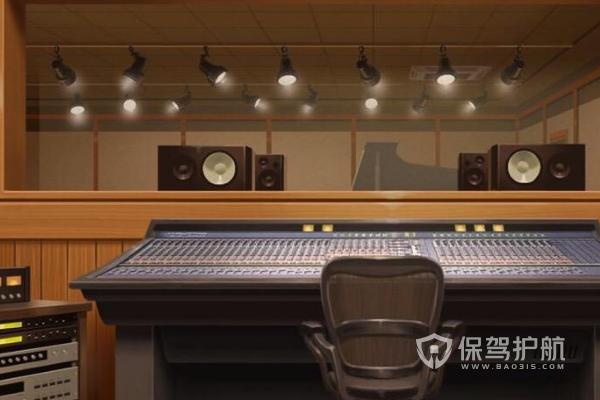录音室装修要点,2019录音室布局效果图