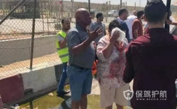埃及旅游大巴遭爆炸袭击,中国使馆回应暂无伤亡消息