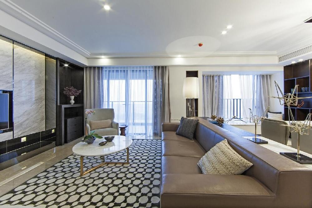 165 ㎡ 现代风格,打造有格调的家!