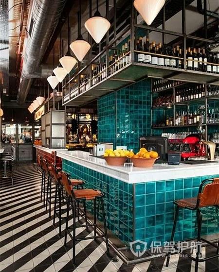 酒吧吧台装修费用,开一个80平米酒吧要多少钱?