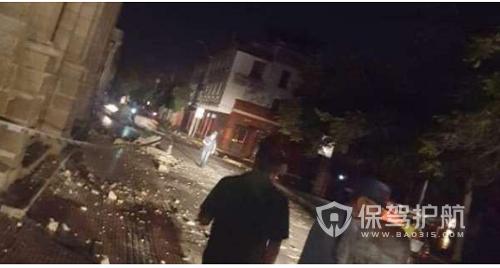 秘鲁北部发生7.8级地震 强震造成至少1人死亡11人受伤