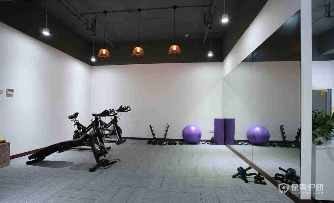 15平地下室怎么改健身房?-地下室装修