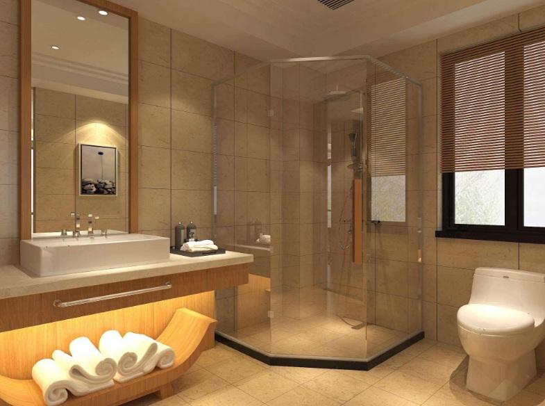仿古浴室装修图 仿古浴室装修有哪些要点?