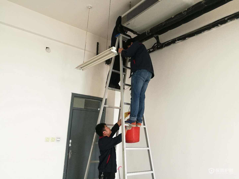 中央空调管道怎么清洗?定期清洗中央空调有什么好处?