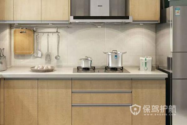 厨房台面装修图-保驾护航装修网