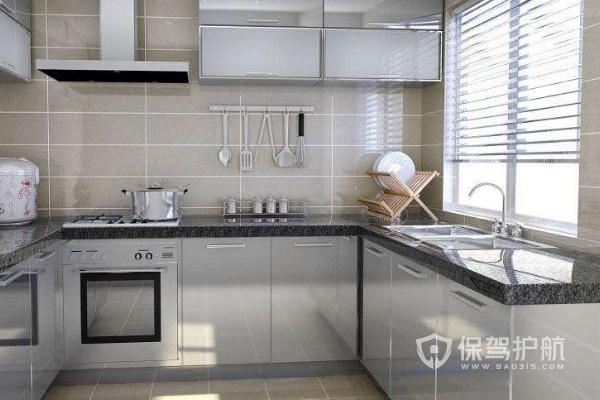 厨房台面设计图-保驾护航装修网