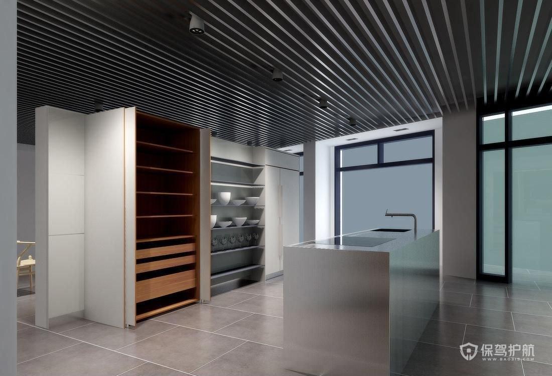 厨卫展厅效果图-保驾护航装修网