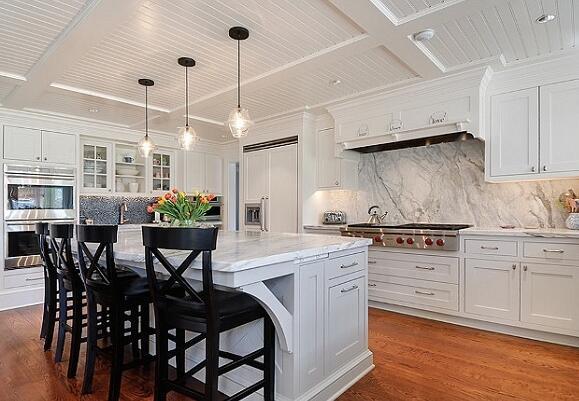 厨房吊顶怎么装才好看?这6款高颜值效果图给你答案