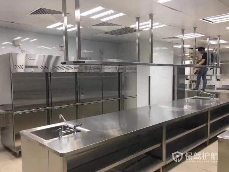 飯店廚房裝修要求-保駕護航