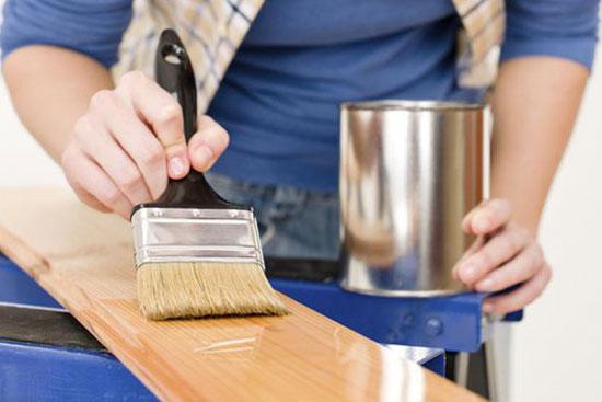 木家具保护膜 木器漆夏日施工攻略