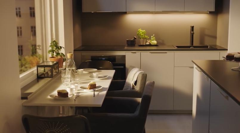 厨房收纳设计 充分利用厨房空间的收纳设计