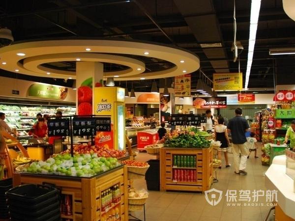 生鲜超市装修多少钱 生鲜超市装修费用预算