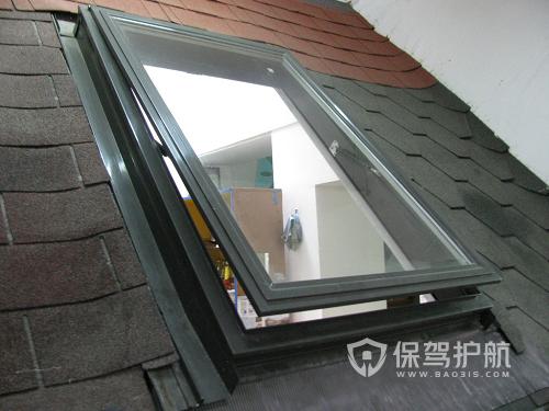 斜屋顶窗装修注意事项-保驾护航