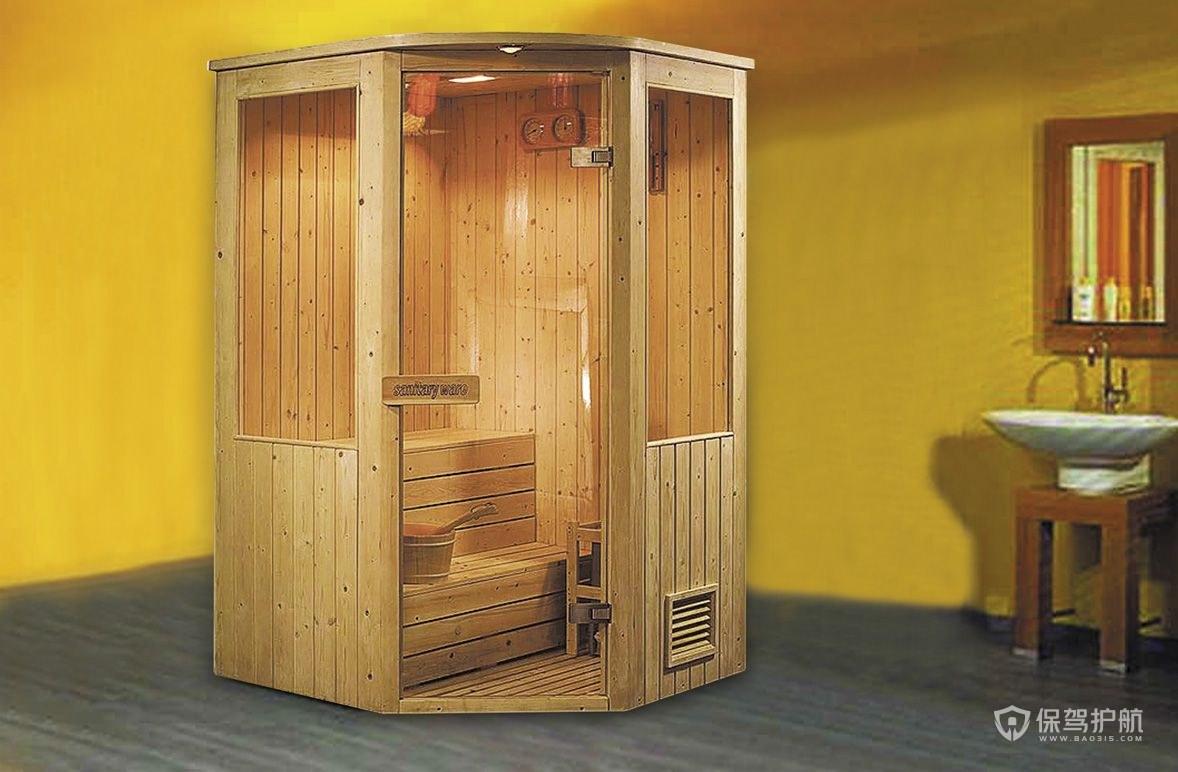 家用汗蒸房安放位置有什么要求?如何选择合适的家用汗蒸房?