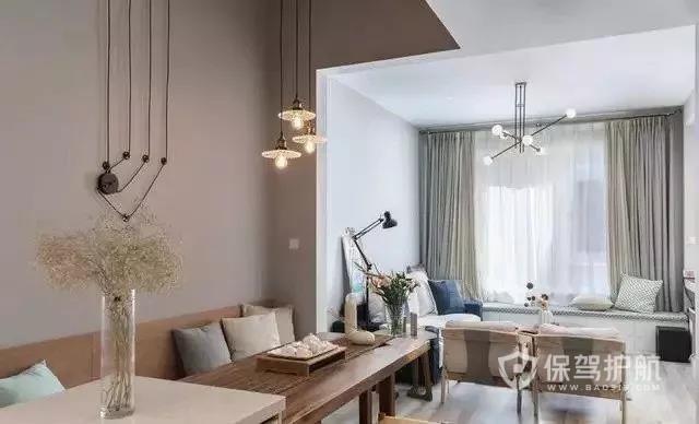 210㎡现代风格复式楼装修,水泥毛坯房美炸了,装修超级省钱!
