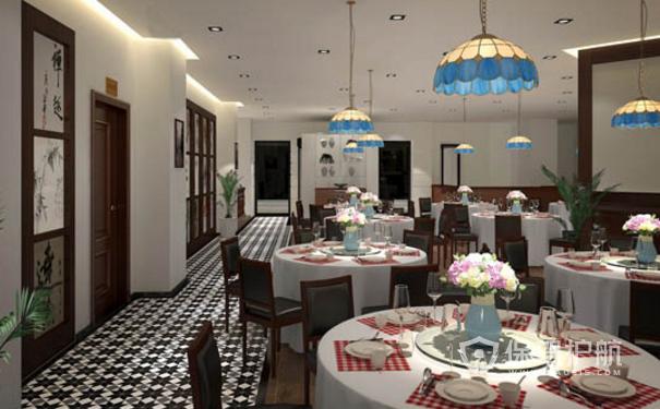 餐厅装修效果图