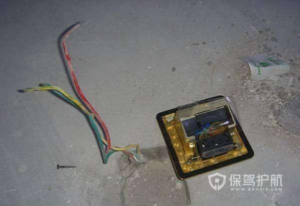 先装地插还是先铺地板?地插安装流程是怎么样的?