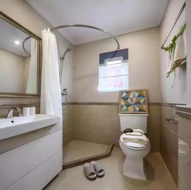 5㎡的卫生间竟然可以这样装?真是长知识了!