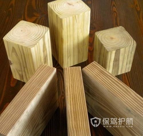 家裝防腐木種類-保駕護航