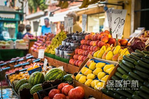 蔬菜水果店面布置技巧-保驾护航