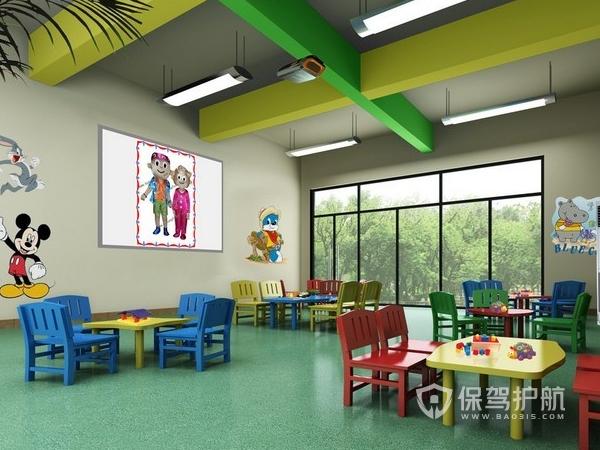 幼稚园设计效果图