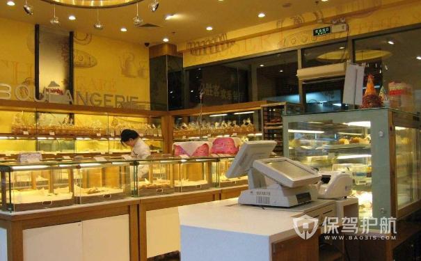 蛋糕店装修效果图