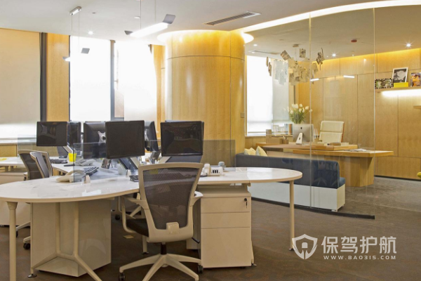 <a  href='http://www.meradance.com/fw/bangongshi'style='color:blue'>办公室装修</a>效果图-保驾护航装修网